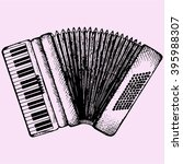 accordion musical instrument...