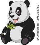 vector illustration  baby funny ... | Shutterstock .eps vector #396035767