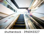 motion blurred background of ... | Shutterstock . vector #396043327