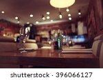 view of the restaurant warm... | Shutterstock . vector #396066127
