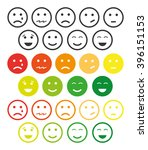 smile icon | Shutterstock .eps vector #396151153