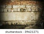 old concrete texture | Shutterstock . vector #39621271
