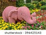Elephant Sculpture Made Of...