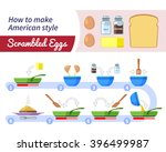 cooking infographics. step by... | Shutterstock .eps vector #396499987