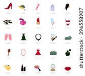 Set Of Twenty Five Color Beaut...