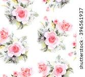 seamless floral pattern....   Shutterstock . vector #396561937