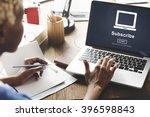 subscribe advertising marketing ... | Shutterstock . vector #396598843