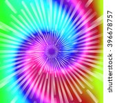 tie dye colors. beautiful... | Shutterstock .eps vector #396678757