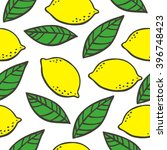 vector seamless pattern with... | Shutterstock .eps vector #396748423