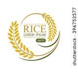 rice. vector illustration. | Shutterstock .eps vector #396753577