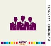 team icon | Shutterstock .eps vector #396775753