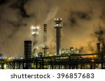 Huge Petrochemical Plant In...