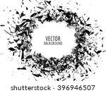 vector explosion. black... | Shutterstock .eps vector #396946507