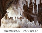 Natural Grotto With White  ...