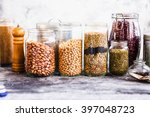 Collection Of Grain Products ...