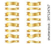 set of design elements banners... | Shutterstock .eps vector #397124767