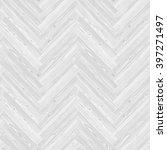 white herringbone parquet floor ... | Shutterstock .eps vector #397271497