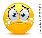 vector illustration of smiley... | Shutterstock .eps vector #397285417