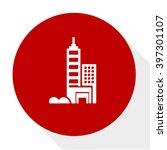 city icon | Shutterstock .eps vector #397301107