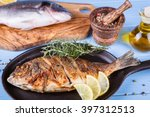 Fresh Fish Dorado With...