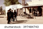 tombstone  arizona   march 20 ... | Shutterstock . vector #397484743