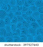 hand drawn pattern design....   Shutterstock .eps vector #397527643