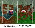 soccer euro 2016   football   ... | Shutterstock . vector #397529887