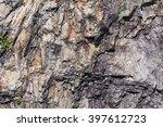 Closeup Of A Sedimentary...