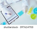 science  chemistry  biology ... | Shutterstock . vector #397614703