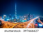 Amazing Night Dubai Downtown...