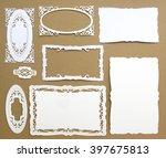 paper for scrap | Shutterstock . vector #397675813