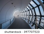 alone in the tube | Shutterstock . vector #397707523