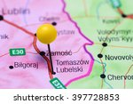 Tomaszow Lubelski Pinned On A...