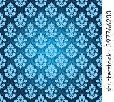 abstract background light blue... | Shutterstock .eps vector #397766233