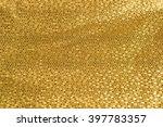 gold paper texture or...   Shutterstock . vector #397783357