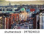 Cork  Ireland City Center With...