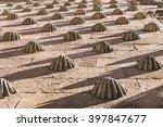 famous casa de las conchas with ... | Shutterstock . vector #397847677