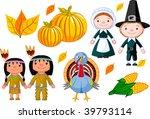 vector illustration set of...   Shutterstock .eps vector #39793114