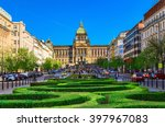 Wenceslas Square And National...