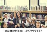 classmate educate friend... | Shutterstock . vector #397999567