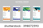 material ui screens mockup kit