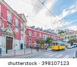 Lisbon  Portugal   October 12 ...