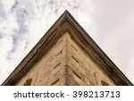 triangle roof | Shutterstock . vector #398213713