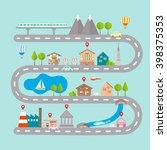 vector illustration of... | Shutterstock .eps vector #398375353