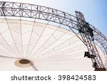 part of a modern roof  ... | Shutterstock . vector #398424583