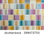 Colorful Shiny Flooring Tile...