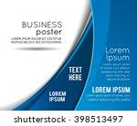 background concept design for... | Shutterstock .eps vector #398513497