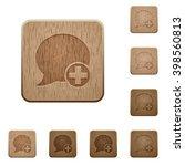 set of carved wooden post blog...