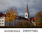Small Church In Ottakring...