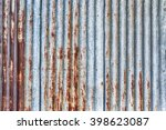 Old Rusty Galvanized ...